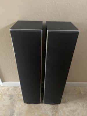 Polk Audio M20 Floor Speakers - Set of 2 for Sale in Foster City, CA