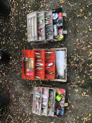 Fishing gear for Sale in Seattle, WA