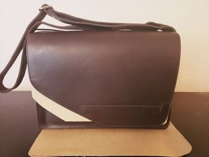 Leather messenger bag for Sale in Modesto, CA