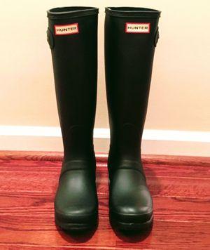 Hunter Rain boots Size 7 for Sale in Cartersville, GA
