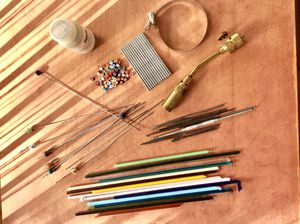 Glass bead making kit for Sale in Austin, TX