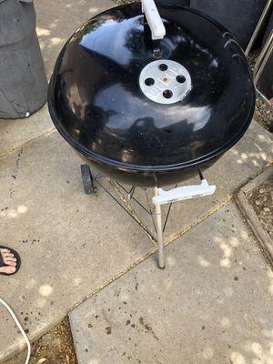 Webber bbq grill for Sale in Modesto, CA