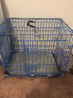 Sysco cage 24x20 small dogs, rabbit, and cats for Sale in Winston-Salem, NC
