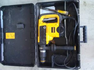 Dewalt hammer drill for Sale in White Hall, WV