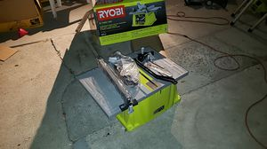 RYOBI 15 Amp 10 in. Table Saw for Sale in Covina, CA