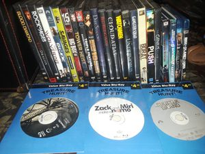 Dvds and blu-rays for Sale in Tampa, FL