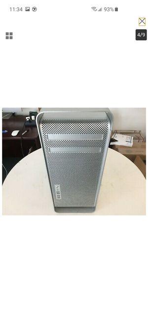 Mac Pro 2009 4,1 5,1. Fully Upgraded Dual hexa core CPUs, Max Ram for Sale in Santa Clara, CA