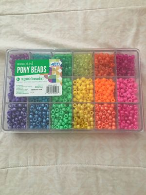 New box of beads for Sale in Lodi, CA