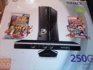 Xbox 360 Kinect for sell for Sale in Fresno, CA