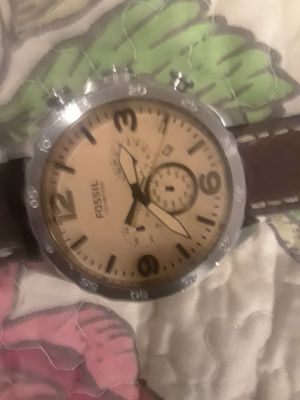 Fossil watch for Sale in Denver, CO