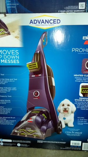 Pet hair vacuum for Sale in Fort Lauderdale, FL