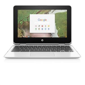 """HP Chromebook x360 11-ae100 11-ae161cl 11.6"""" Touchscreen 2 in 1 Notebook - 1366 x 768 - Celeron N3350 - 4 GB RAM - 32 GB Flash Memory - Snow White - for Sale in Wilsonville, OR"""