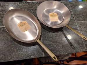 Paul Revere Ware Limited Edition Copper Pans for Sale in Bellevue, WA