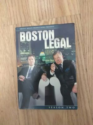 Boston Legal Season Two (DVDs) for Sale in Chicago, IL