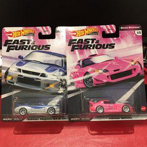 Hot Wheels Fast & Furious for Sale in Clovis, CA