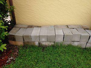 Free concrete cinder blocks for Sale in Tarpon Springs, FL