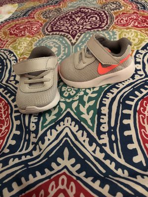 Brand new babies Nike's size 2c ! for Sale in San Angelo, TX