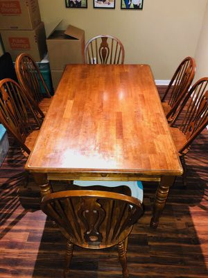 Kitchen farm table for Sale in Austin, TX