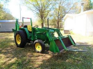 )()()()() 1998 John Deere 5200 for Sale in Boston, MA