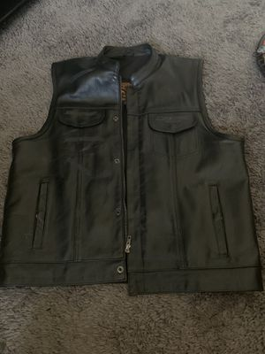 2XL Used Motorcycle Vest for Men for Sale in Henderson, NV
