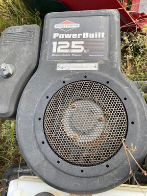 12.5 hp Briggs and Stratton vertical shaft motor for Sale in McLoud, OK