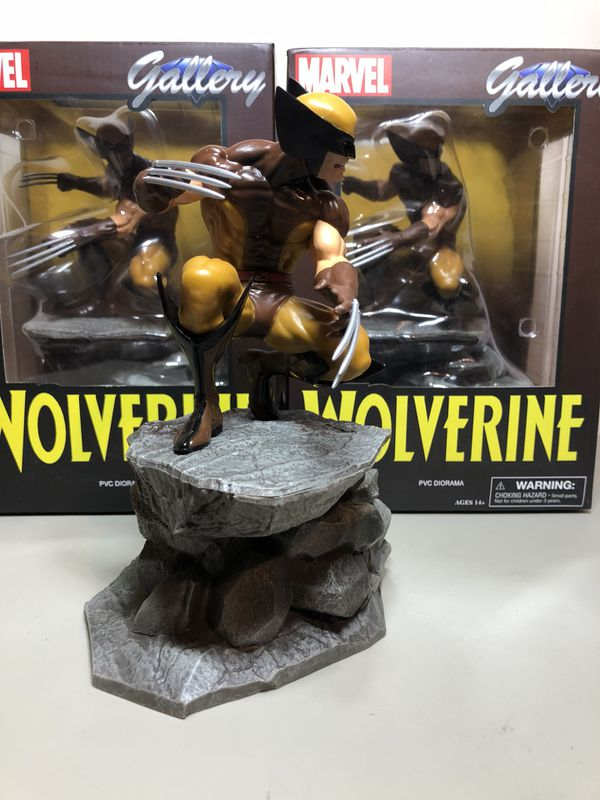 Marvel Wolverine Gallery Action Figure Statue Collectible