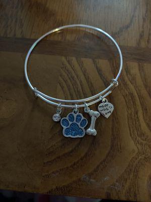 Handmade Paw Print Bangle Bracelets for Sale in Fall River, MA