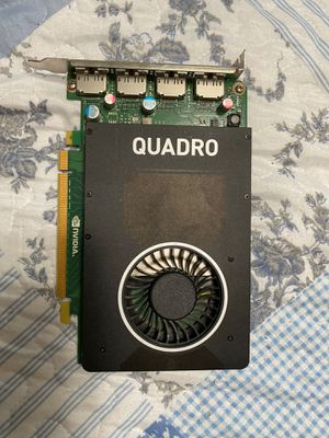Nvidia Quadro M2000 Graphics Card for Sale in Warren Air Force Base, WY