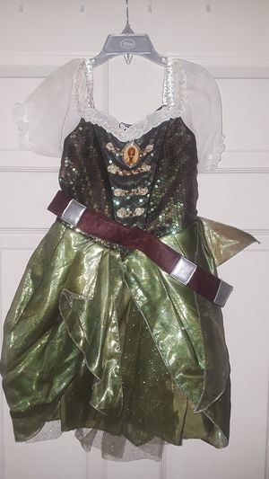 Zarina pirate fairy costume 5/6 for Sale in Las Vegas, NV