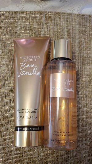 Victoria Secret Fragrance and Lotion for Sale in Visalia, CA
