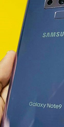Note 9 128gb Purple for Tmobile And Metro (Finance for $50 down no credit needed take home today) $349 for Sale in Carrollton,  TX