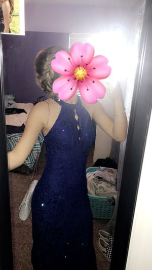 Royal blue prom dress for Sale in Menifee, CA