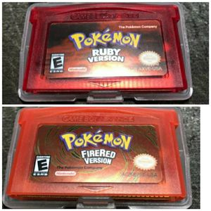 Pokemon ruby and fire red for Sale in St. Louis, MO