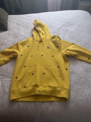 Nike SB Yellow Hoodie for Sale in Los Angeles, CA