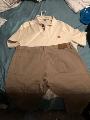 Burberry Out SHIRT &PANTS for Sale in East Lake-Orient Park, FL