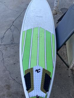 Moderns Surfboard Black Fish Model 6'8 for Sale in Maywood,  CA