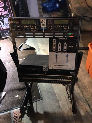 DJ equipment for Sale in Dearborn, MI