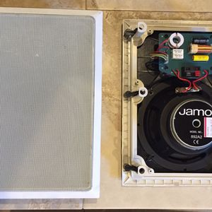 (2) Large Size Jamo In-Wall Speakers for Sale in Miami, FL