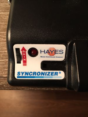 Hayes Brake Controller for Sale in IA, US