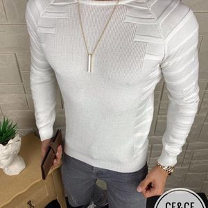 Men's Designer Slim Fit Sweater Sizes Small Medium Large XL for Sale in Beverly Hills, CA