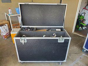 Audio, dj, band equipment for sale for Sale in Visalia, CA