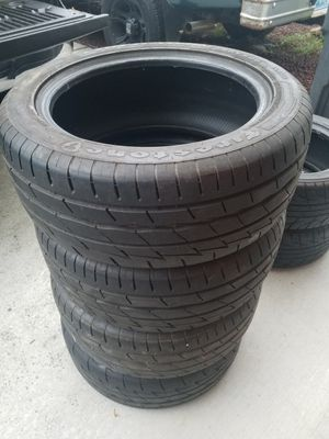 225 50 17 tires. 90% tread for Sale in Federal Way, WA