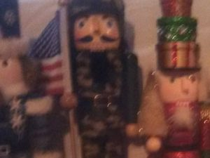 Collection of wooden nutcrackers for Sale in Phoenix, AZ
