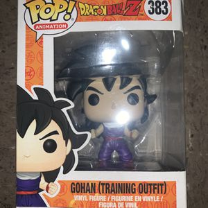 Dragonball Z Gohan (Training Outfit) Funkopop for Sale in New York, NY