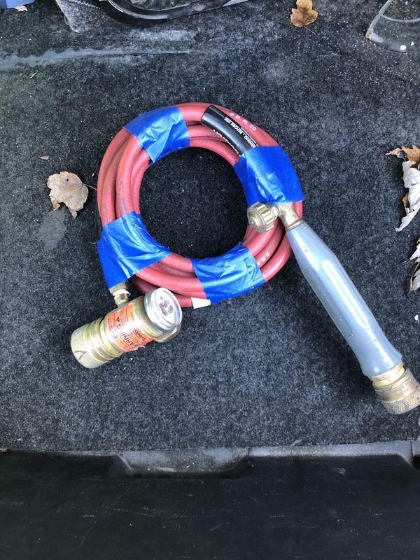 Turbo torch