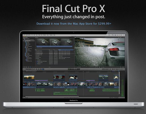Final cut Pro installation Guide