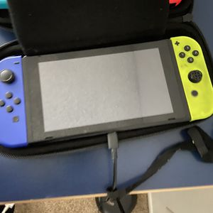 Switch Game Comes as Is Works Great Nothings Wrong With It for Sale in Phoenix, AZ