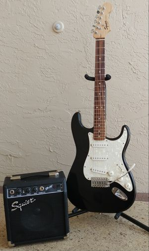 Electric Guitar Combo Package with SP-10 Practice Amp for Sale in Deerfield Beach, FL