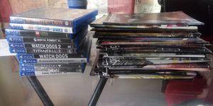 Video Games + Gane Informer Magazines for Sale in East Hartford, CT