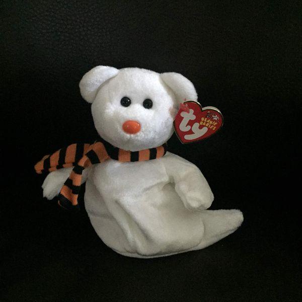 Beanie Babies (Halloween & Thanksgiving)